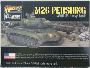 Warlord Games 28mm WGB-AI-127 M26 Pershing